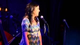 """Map of Scars"" from WE FOXES, perf. by Lindsay Mendez"