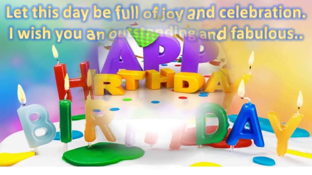 Happy Birthday Messages for Friends Best
