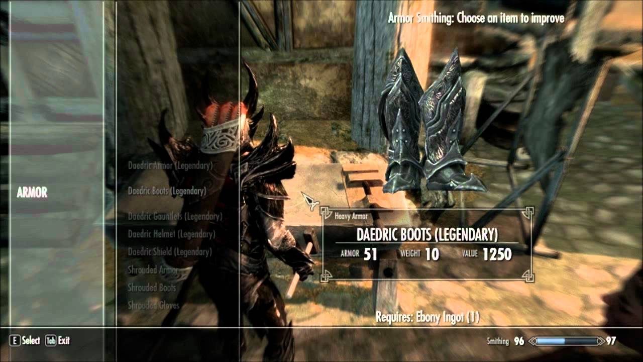 Crafting Scrolls In Skyrim
