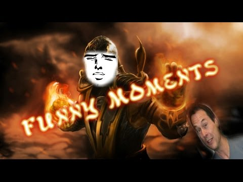Funny Moments MK9 | TobyTheCool