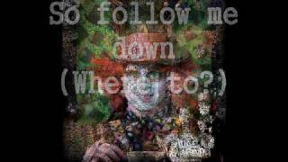 Alice in Wonderland (Almost Alice) 3OH!3 - Follow me down [lyrics]