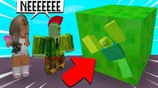 SLIME TYCOON IN ROBLOX!