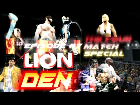 """Lion's Den: Episode 7 """"The Four Match Special"""" (Full Show)"""
