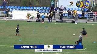«Олімп» Рівне - «Атлет-2» Київ (Leo Cup 2021, Огляд матчу)