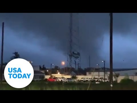Possible Tornado Spotted In North Myrtle Beach | USA TODAY
