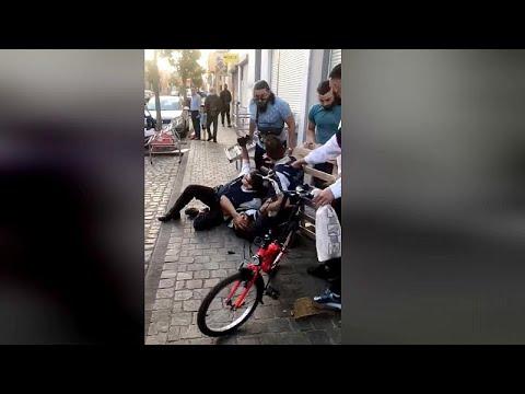 Belçika: Mahalle sakinleri bir şüpheliyi gözaltına alan polislere saldırdı, hükümet olayları kına…