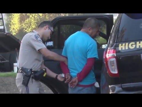 Auto Accident - Lilac and Via Piedra, Valley Center 02-20-16