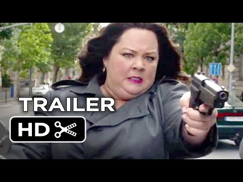 Spy Official Trailer #1 (2015) - Melissa McCarthy, Rose Byrne Comedy HD Mp3