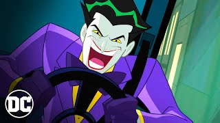 Best of The Joker in Justice League Action