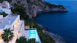 Modern Front Line Villa With Sea Access In Port Andratx, Mallorca - 5839