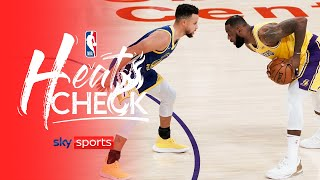 LEBRON V STEPH IN THE PLAY-IN?! 🔥| NBA Heatcheck | Full Episode
