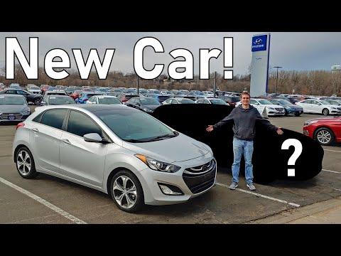 Revealing my NEW car | 2019 Hyundai Elantra GT N-Line!