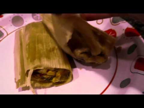 Vegan Diets: Buenatural Vegetarian Tamale Red Chile