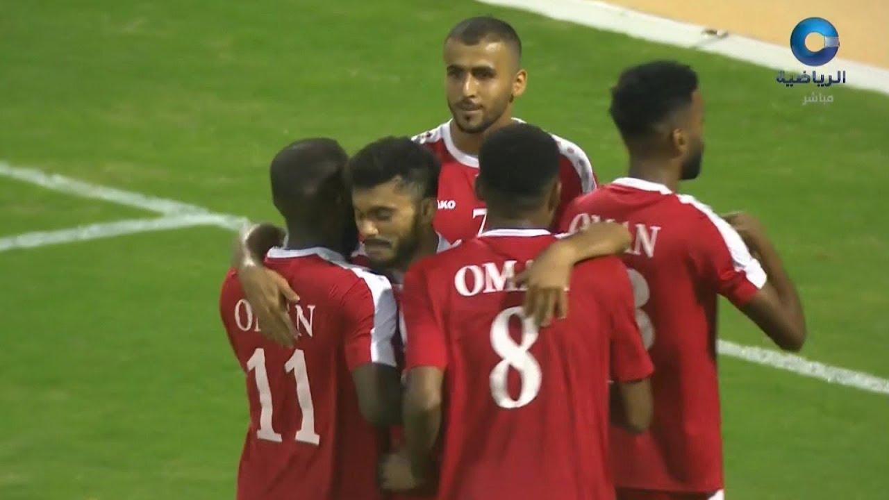 هدف مباراة عمان 1-0 طاجيكستان | استعدادات كأس أمم آسيا 2018/12/16