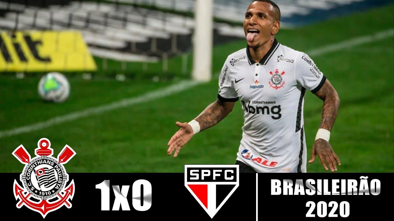 Download Gol do Otero - Corinthians 1 x 0 São Paulo - Brasileirão 13/12/2020