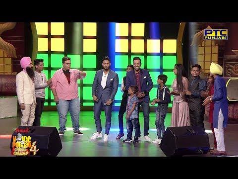 Raftaar   All Black   Performance   Studio Round 01   Voice Of Punjab Chhota Champ 4   PTC Punjabi