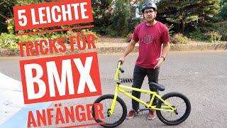 5 Super leichte BMX Anfänger Trick auf Deutsch
