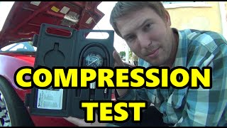 How To Do A Compression Test!