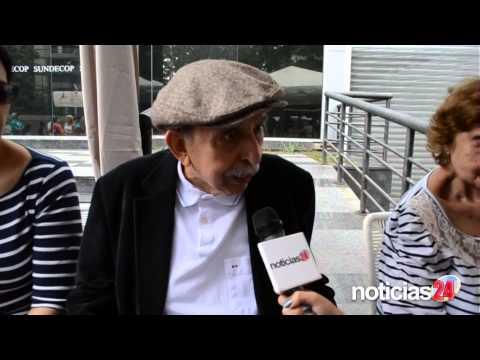 """N24: Oscar Yanes pide a todos los venezolanos salir a votar """"no traicionen a la patria"""""""