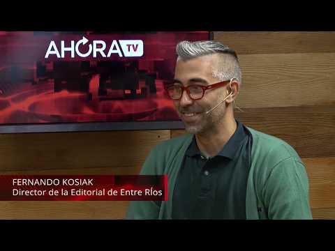 AHORA TV | Entrevista a Fernando Kosiak