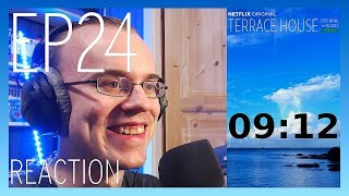 Terrace House: Opening New Doors - Episode 24 Reaction (Timer) テラスハウス