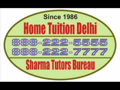Delhi Tutors Home Tutor Delhi