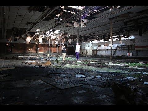 Abandoned ACME Super Market!