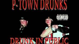P-Town Drunks (Ft. OvaGrown) - We Live Crooked (DIminisher MIx)