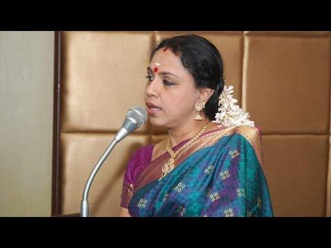 Om Namo Narayana - Sudha Raghunathan - Raagam Karna Ranjani - Classical Vocal