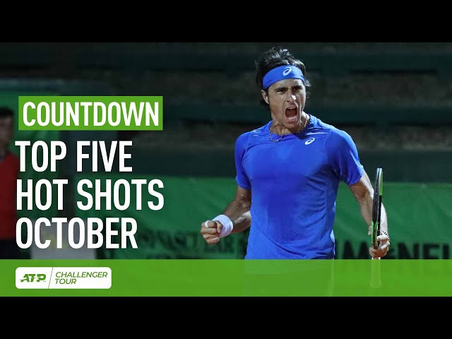 Five Incredible Hot Shots From October 2019 | Challenger
