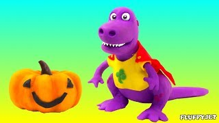 Halloween Trick or Treat for Surprise - Kids Animation