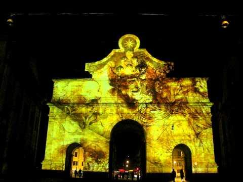 Billie jean Carnival in Rome 2011 video