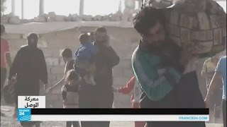 نازحون ونازحات يروون معاناة فرارهم على طرق العراق