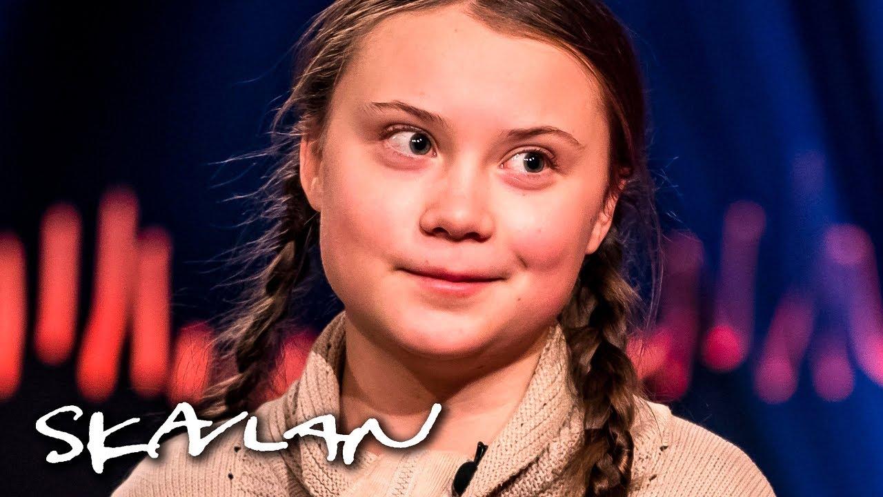 Climate Activist Greta Thunberg 16 Says Her Asperger S