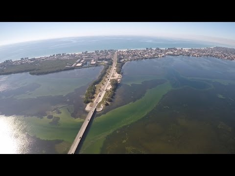 Anna Maria Island Brandenton Aerial