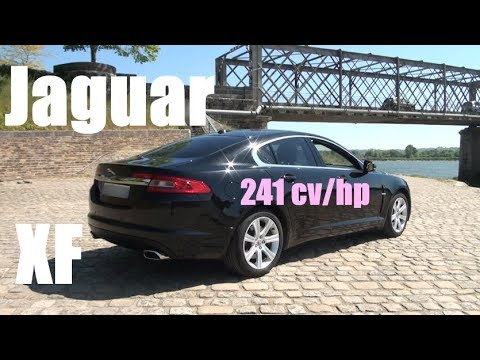 🚗 (HD1703) Jaguar XF 3.0D Luxe Premium - 241 cv - Model 2010