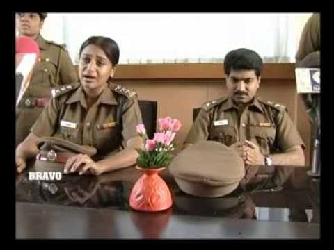 Rekha IPS : Tamil Serial : Epo 3
