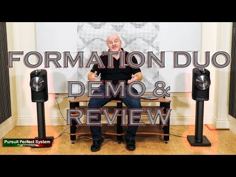 Bowers & Wilkins NEW Formation Duo Wireless HiFi Speakers DEMO & REVIEW