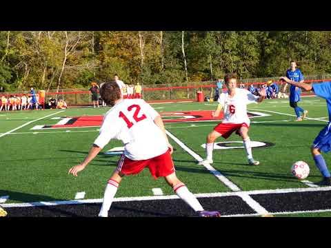 Boys Junior Varsity Soccer Baldwinsville VS Cicero North Syracuse 10/10/2017