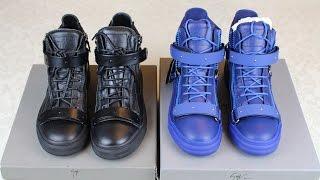 How To Spot Fake Giuseppe Zanotti Sneakers | Authentic vs Replica Giuseppe Zanotti
