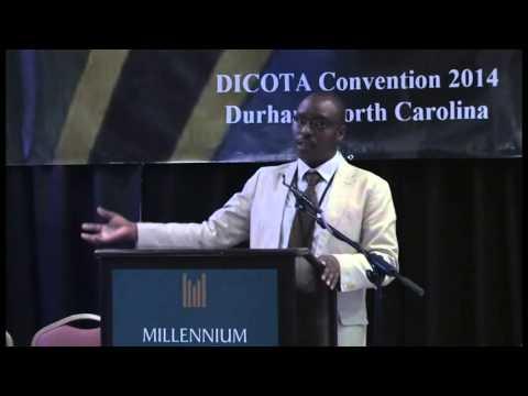 Tanzanians Diaspora Birth Rights - Mr. Singo Kadari,CA Representative