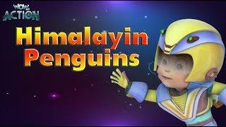 Vir : The Robot Boy | Cartoons in Hindi for kids | Himalayan Penguins | Wow Kidz Action