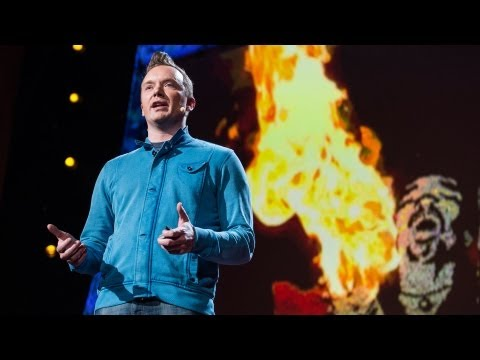 Embrace the Shake  Phil Hansen  TED Talks