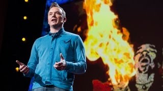 Embrace the Shake | Phil Hansen | TED Talks