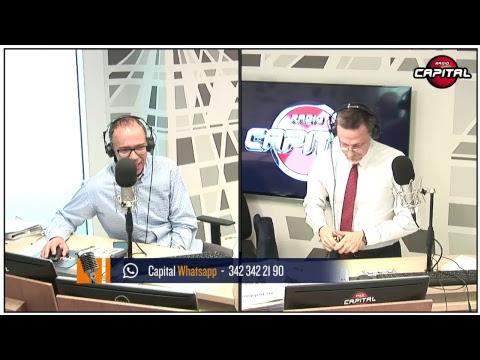 Circo Massimo, l'informazione con Massimo Giannini in diretta su Radio Capital
