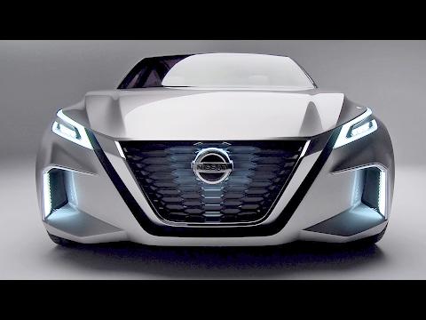 Nissan Vmotion 2.0 – 2017 Design Award for Best Concept Vehicle