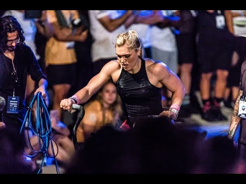 "WAG Member Series, Part 2: Katrin Davidsdottir ""Becoming a Champ"""