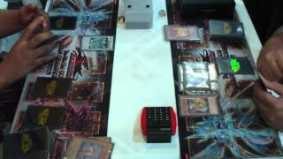 Yu-gi-oh! Philippines: 03/10/2012 Official Tournament Finals - Machiner Gadget Vs Agent Angel Game 1