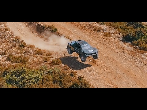 Becx Competition Mitjet Offroad Test Fontjoncouse 7-2017