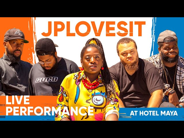 JPLovesIt Live Performance At Hotel Maya